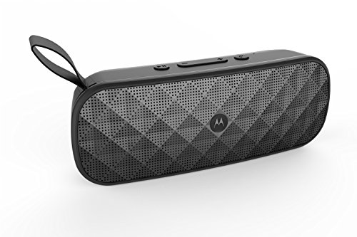 Motorola Sonic Play+ 275 Bluetooth Speaker (Black)