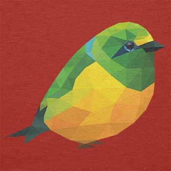 Texlab–Poligono Uccello–sacchetto di stoffa Rot