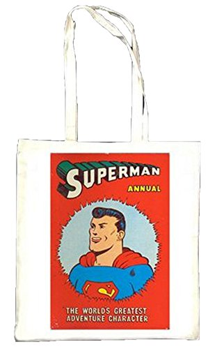 Superman annuelle Housse classique sac fourre-tout