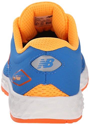 New Balance - NBKJZNTIBP - Chaussures De Marche Pour Bébé Bleu (Bleue Orange)