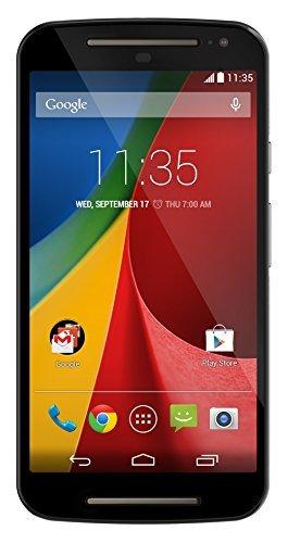 Motorola Moto G XT1068 (Black, 16GB)(Certified Refurbished)