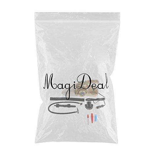 MagiDeal-Aspirapolvere-Leggero-Pneumatico-Gonfiatore-Compressore-Daria-E-Manometro-Per-Auto