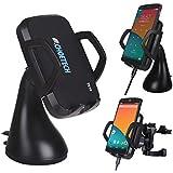 Caricabatterie Wireless da Auto - Choetech® [per la MACCHINA] Caricatore Wireless Qi con 3 ...
