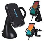 41bnWCdDEXL. SL160  CHOE UPGRADED Qi Wireless Car Charger Dock with Universal Orienting Windshield / Dashboard and Air Vent Mount for Galaxy S8 / S8 Plus, SONY Xperia Z3V,Moto Droid Turbo,Nexus 5,Nexus 4, Droid Maxx/Mini,LG G3/G4, HTC and Other Qi Wireless Charger PhonesUK best buy   Reviews   Price