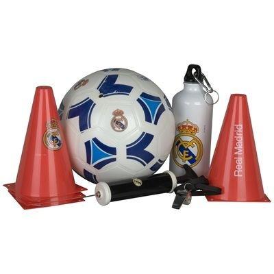 Real Madrid – Set de entreno (accesorios deportivos)