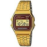 Casio Smart Watch Armbanduhr A159WGEA-5EF