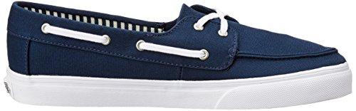 Vans Damen Wm Chauffette Sf Sneakers Blau (Stripes Navy)
