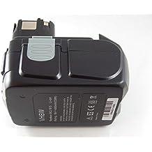 vhbw Li-Ion Batería 4000mAh (18V) para su herramienta electrónica Hitachi DV18DLP4, G 18DL, G 18DLX, G18DLP4, KC 18DA, RB 18DL por BCL 1815, 1830