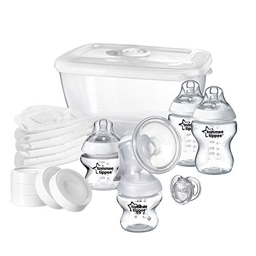 Tommee Tippee 423568 Closer to Nature Set di Base per l\'Allattamento