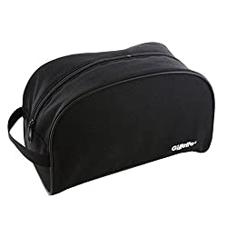 Mens Travel Grooming Kit Toiletry Bag
