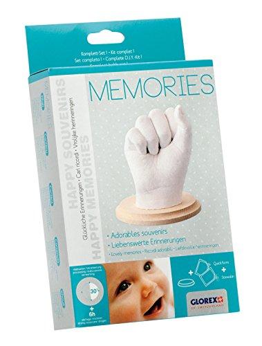 Glorex GmbH 6 2704 010 Geschenkpackung Memories Buche