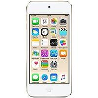 Apple iPod touch 32GB Reproductor de MP4 32GB Oro - Reproductor MP3 (Reproductor de MP4, 32 GB, Lightning, Cámara incorporada, Oro, Auriculares incluidos)