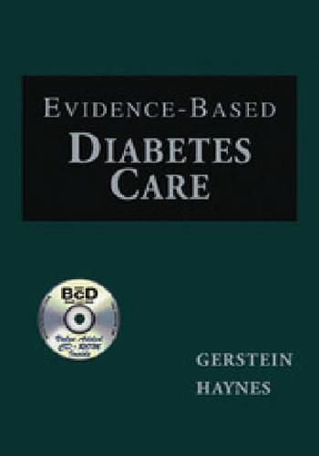 EVIDENCE-BASED DIABETES CARE