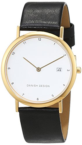 Danish Design IQ10Q272 Women's Quartz Watch Analogue Quartz Leather