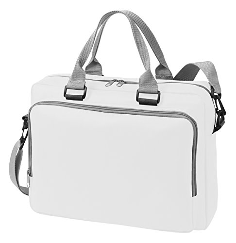 Congress Bag- Borsa ufficio Bianco