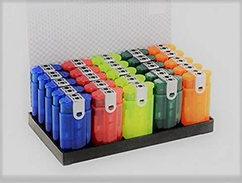5 x Double Flame Lighter's, Jet Flame + Soft Flame,