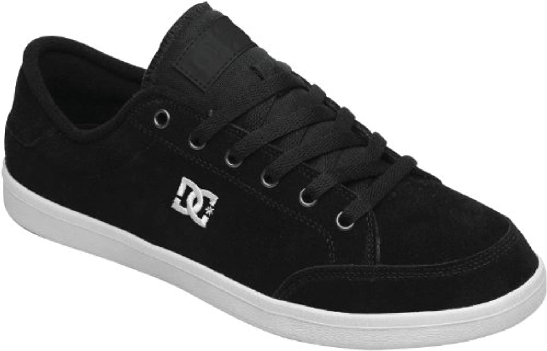 dc -   primo se uk: cupsole chaussure, uk: se 10,5 uk, noir / blanc 86a36e