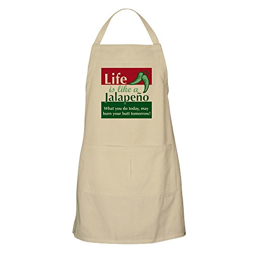 ben ist wie Jalapeno... Schürze-Küche Schürze mit Taschen, Grillen Schürze, Backen Schürze ()