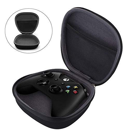 Womdee Game-Controller-Box, Wasserdichte Game-Hülle, Tragetasche für Xbox One/Xbox/One Slim/Xbox/One X/Xbox 360/Ns/Switch (Xbox 360 Slim-hülle)