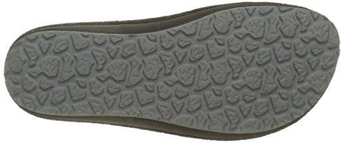 Berkemann Damen Teresita Pantoffeln Schwarz (schwarz 958)