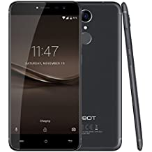 Cubot Note Plus Smartphone 4G 5.2 inch MTK6737T 1.5GHz,Quad Core Camera 13.0MP+13.0MP ,3GB RAM+32GB ROM Fingerprint-Negro