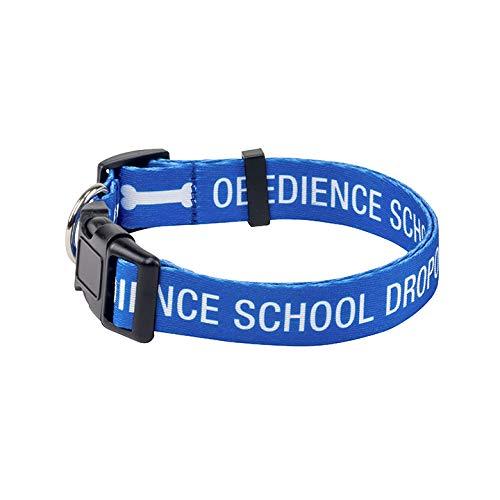 undehalsband für die Schule von Obedience, Größe XL, Blau ()