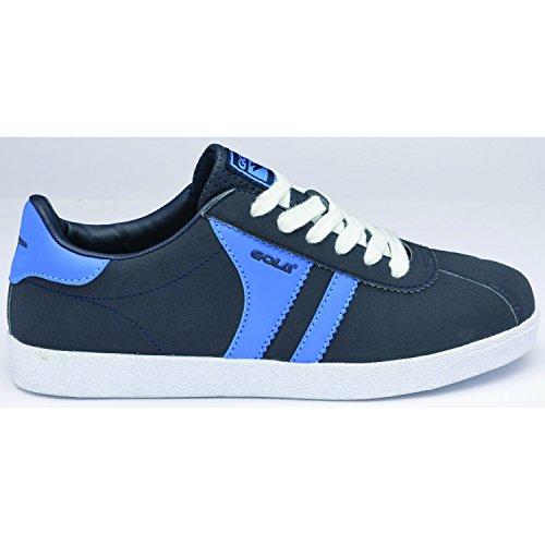 Gola  Amhurst, Chaussures Multisport Outdoor garçon Bleu - Navy/Blue