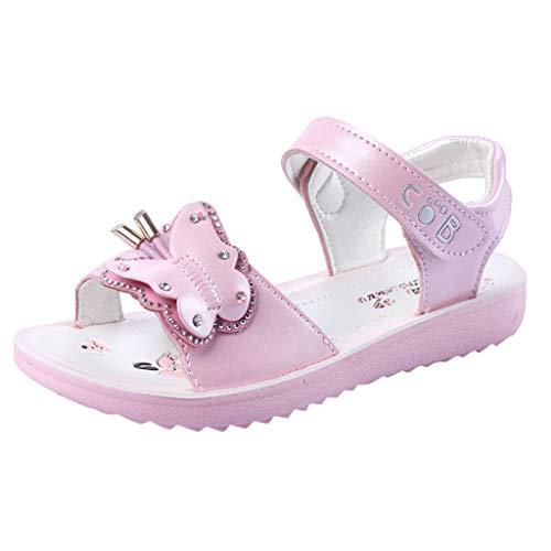 ädchen Böhmische Sandalen Lässige Schmetterling Sandalen Prinzessin Schuhe Sommer Römische Schuhe Vintage Strand Sandalen Lässige Tuch Schuhe Beiläufig Flache Fußschuhe ()