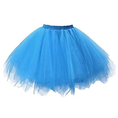 sunnymi  Mädchen Kleid, Baby Tanz Festes Elastisches Ballettröckchen Rock Pettiskirt Ballett Fantastisches Kostüm (Nette Halloween-kostüme Twin Baby)