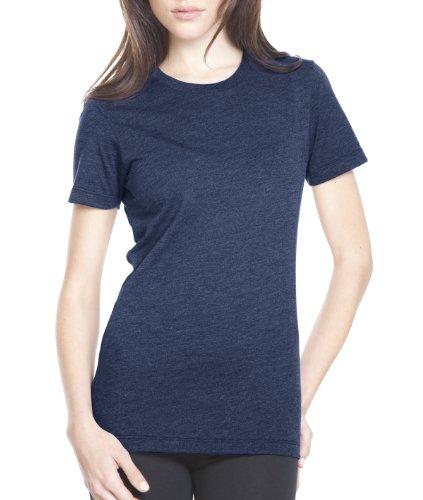 Next Level -  T-shirt - Donna Blu - Blu di mezzanotte