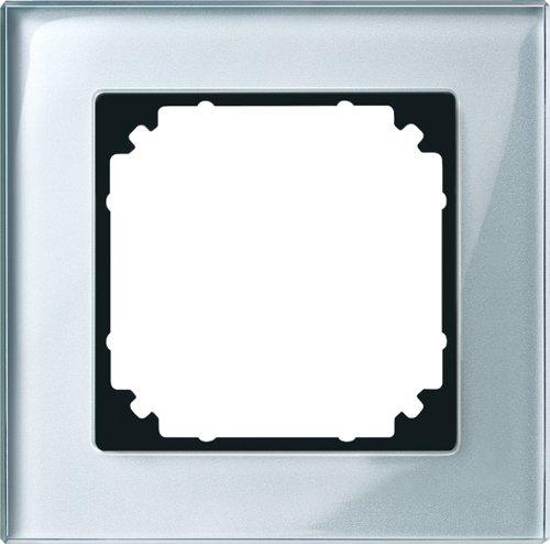 Merten Echtglasrahmen 489160 1fach Diamant M-PLAN