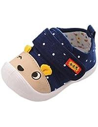 Zolimx �� Bebés Niños Niñas Zapatos Antideslizantes de Dibujos Animados Suela Blandita Sneakers Para Zapatos Bebe Verano