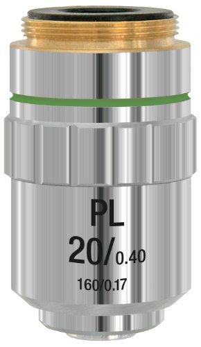 Bresser Objektiv - 5941520 - DIN-PL 20x planachromatisch  (Mikroskop)