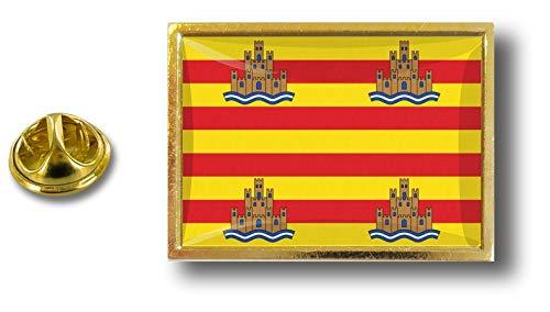 Spilla Pin pin's Spille spilletta Giacca Bandiera Distintivo Badge Ibiza