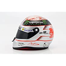 Sports Europe Michael Schumacher Mercedes AMG SPA 300th GP Casco 1:2