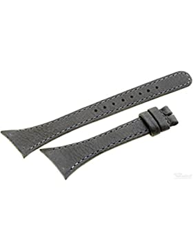 Boccia Original Lederband Armband für Uhr Modell 3165-15