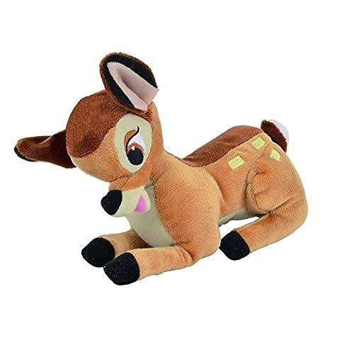 Bambi Disney - Peluche de BAMBI Faon 20cm DISNEY serie