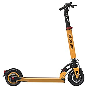 INOKIM Light 2 Super Trottinettes Électrique Mixte Adulte, Orange
