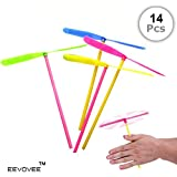 EEVOVEE Kids Plastic Dragonfly Colour Flying Toy(Multicolour, 267880)- 14 Pieces