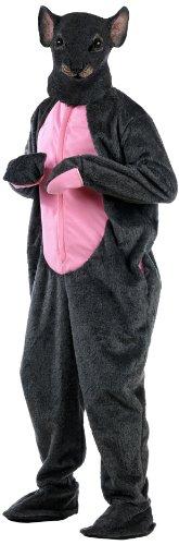 Limit Sport - Disfraz de mascota ratón, para adultos, talla M (MA324)