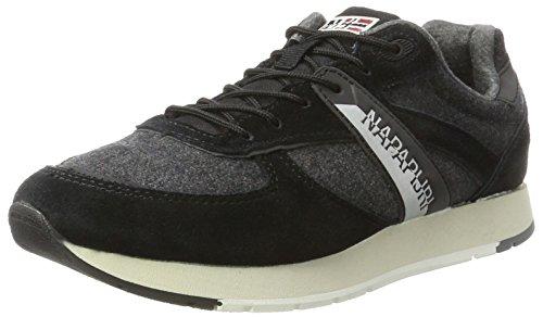 Napapijri Footwear Damen Rabina Sneaker, Schwarz (Black), 40 EU