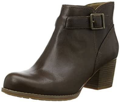 Timberland EK BIRCHMNT ZIP BKL BROWN C8814R Damen Chelsea Boots, Braun (BROWN), EU 36 (US 5.5)
