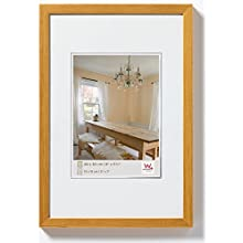 Walther Peppers BP030E Wooden Picture Frame, 8 x 11.75 inch (20 x 30 cm), oak