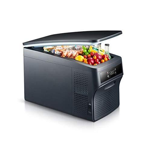 JINRU 32L-25 Celsius Einfrieren Mini Kühlschrank Kompressor Car Home Dual-Use-tragbaren Kühlschrank Camping Auto elektrische Kühlbox