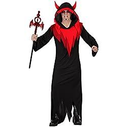 Atosa 18725 Disfraz Demonio Adulto M-L, Talla Hombre