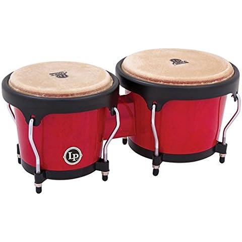 LP Latin Percussion LP810506 Aspire Wood Bongo Sequoia LPA601-RW