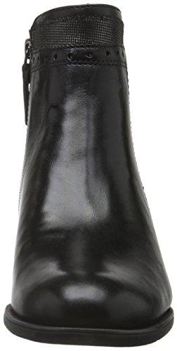 Tamaris Damen 25328 Kurzschaft Stiefel Schwarz (Black Comb 098)