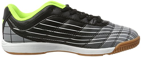 Lico Rockfield, Chaussures de Fitness Homme, 40 EU Noir (Schwarz/grau/lemon)