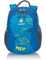 Deuter Pico Mochila, Unisex niños, Turquesa (Turquoise), 5 l