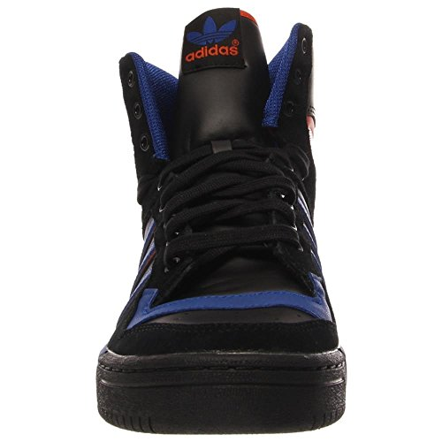 Adidas Originals Attitude Cs Mid Mens Basketball Shoes C75196 Noyau Noir Noyau Royal-core Blanc 8 M Black-Royal-White